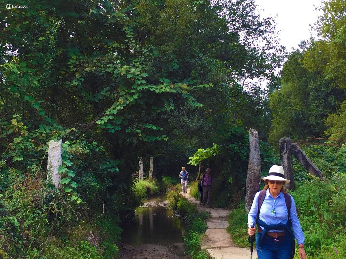 Camino Portugués - Etapa Tui-O Porriño