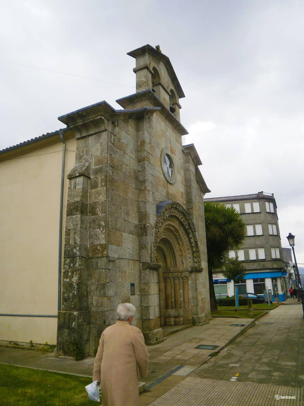 Camino Primitivo - Melide - Iglesia de San Roque