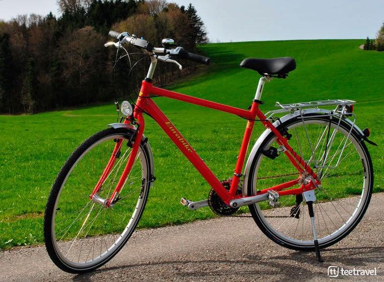 Ruta del Danubio en bici - Bicicleta para hombre