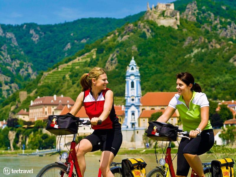 Ruta del Danubio en bici - Dürstein