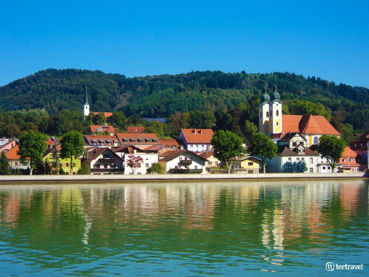 Ruta del Danubio en Bici - Etapa Passau-Engelhartszell
