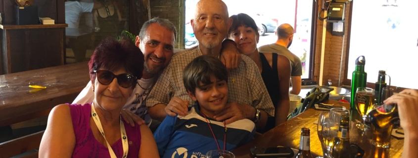 Camino de Santiago - Camino Francés - Viaje en Familia