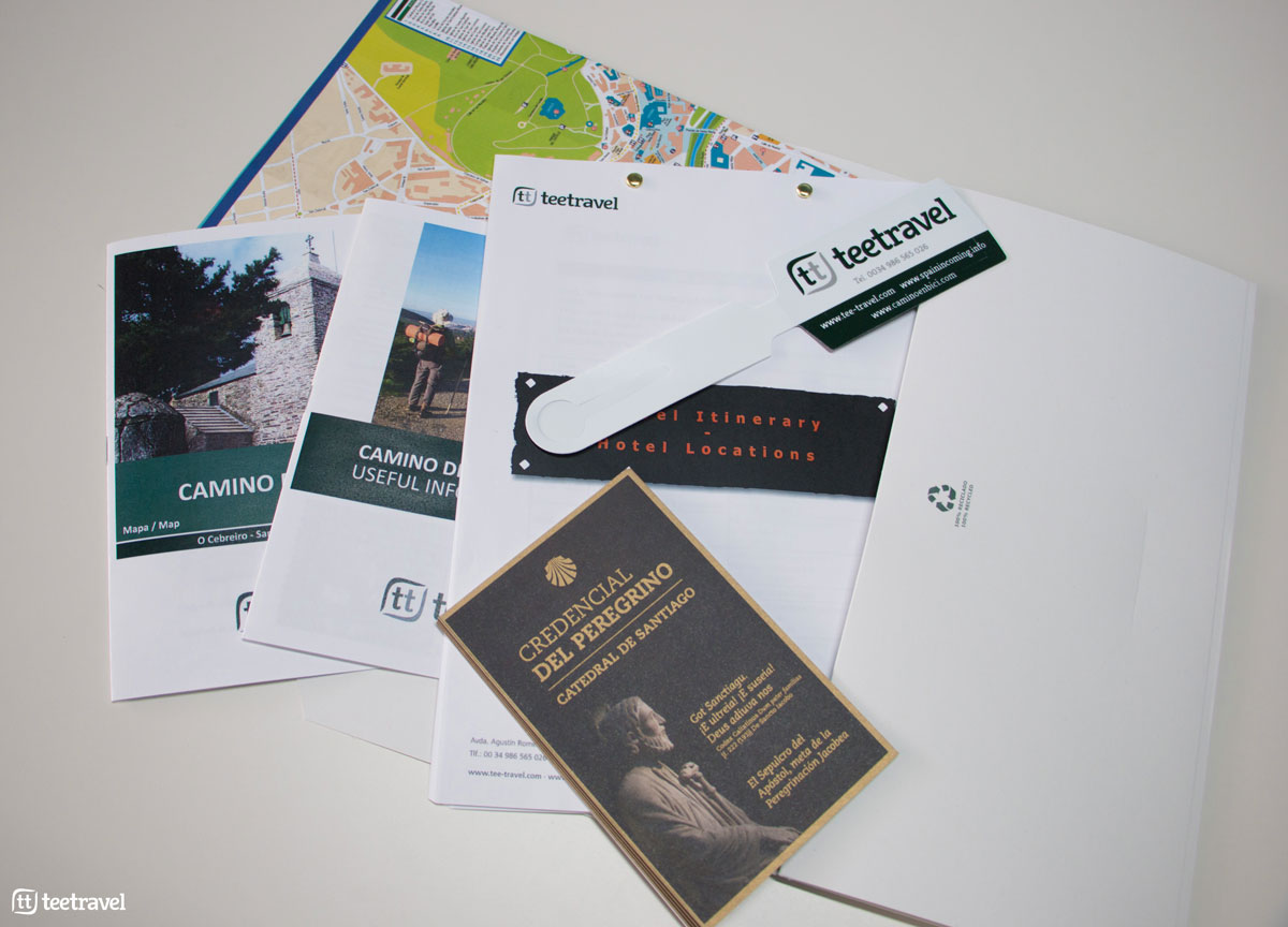 Camino de Santiago - Documentación Tee Travel