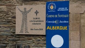 Albergues en el Camino de Santiago de Compostela