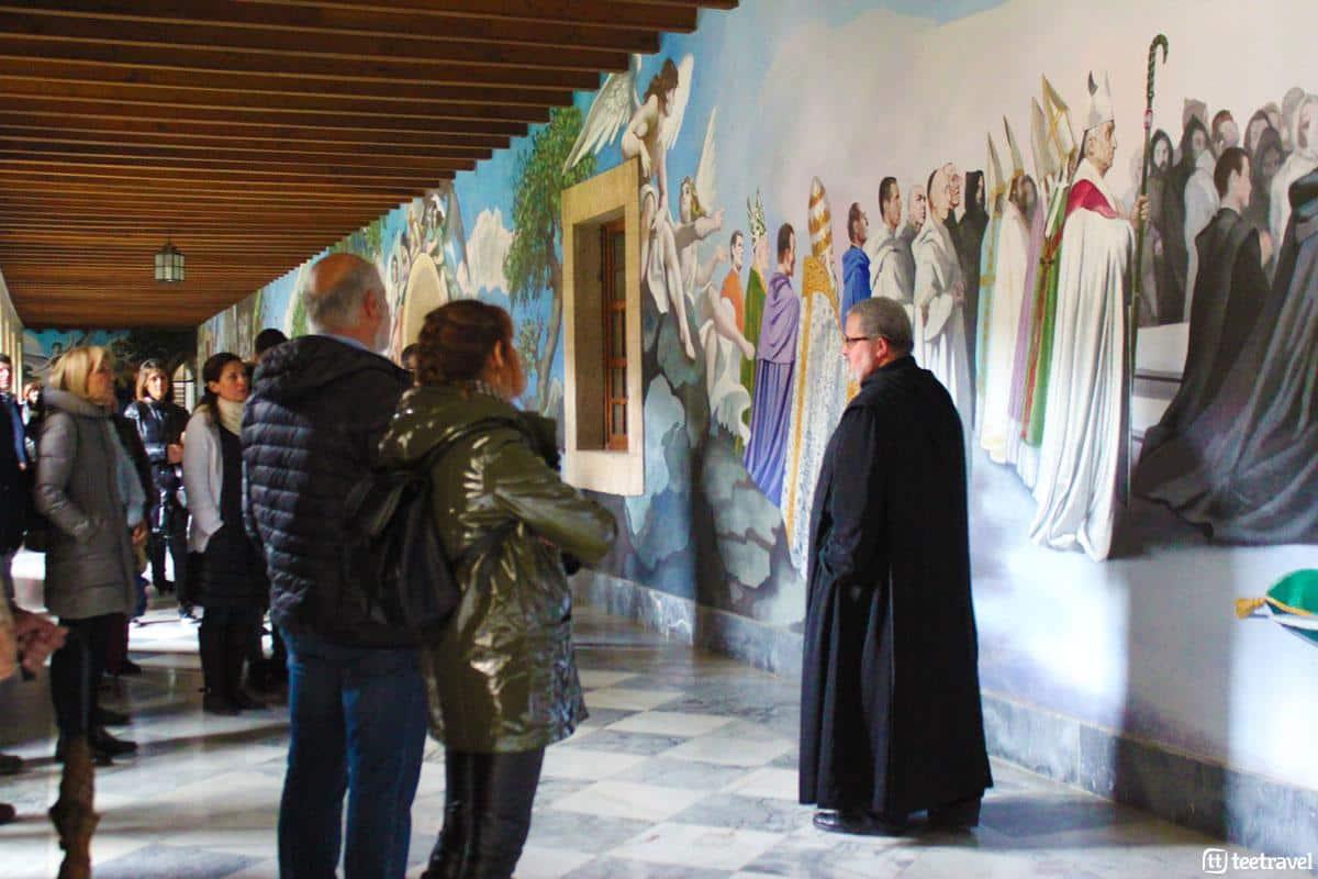 Visita Guiada en el Monasterio de San Julián de Samos