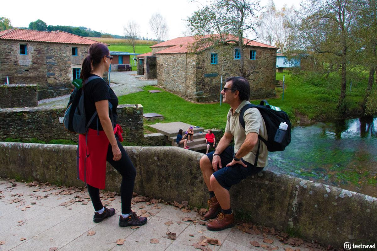 Albergues en Ribadiso - Arzúa - Camino Francés