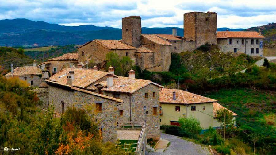Arrés - Camino Francés Aragonés
