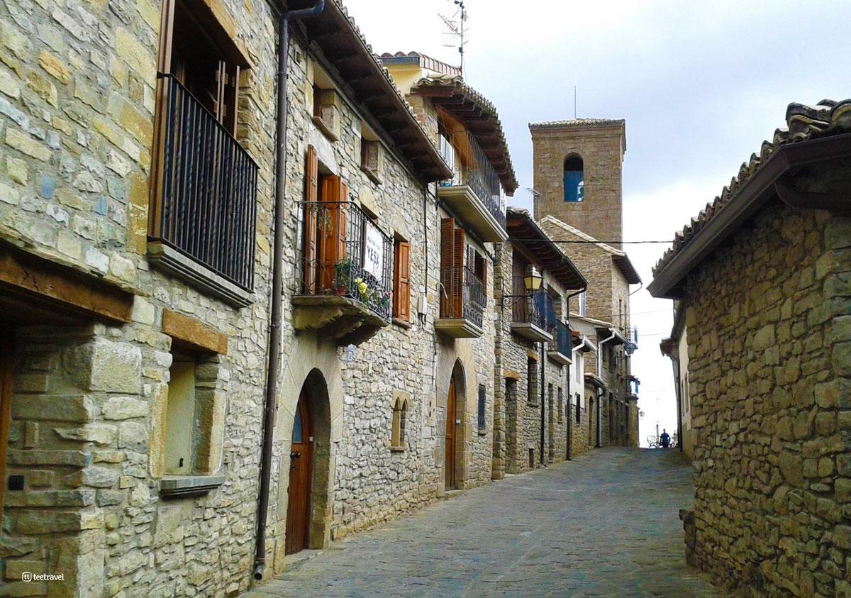 Artieda - Camino Aragonés