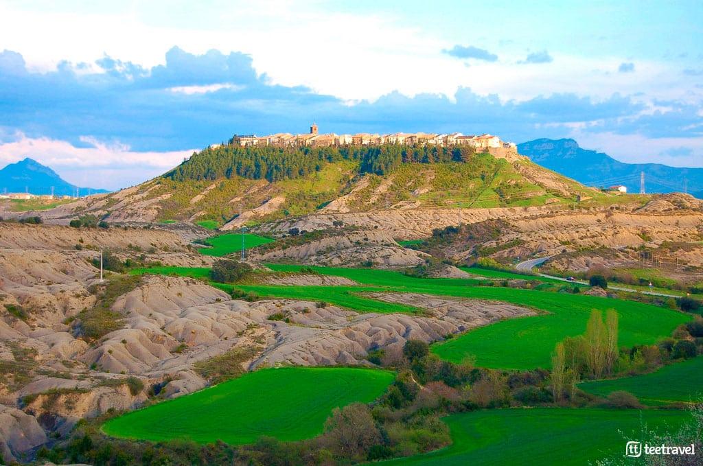 Martes - Camino Francés Aragonés