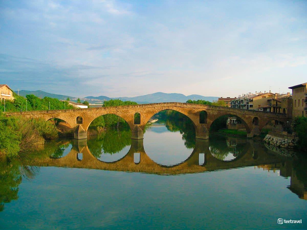Puente la Reina - Navarra - Camino Francés