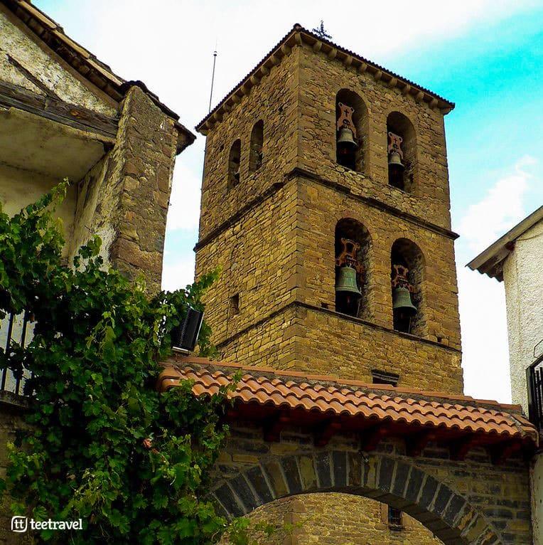Santa Cilia - Camino Aragonés