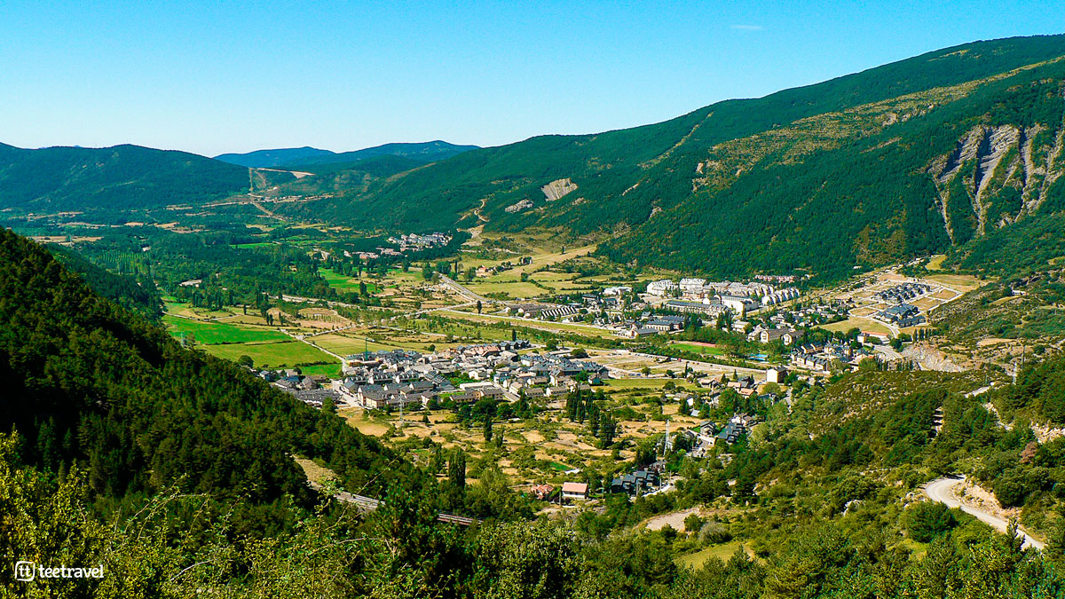 Camino de Santiago Aragonés - Villanúa