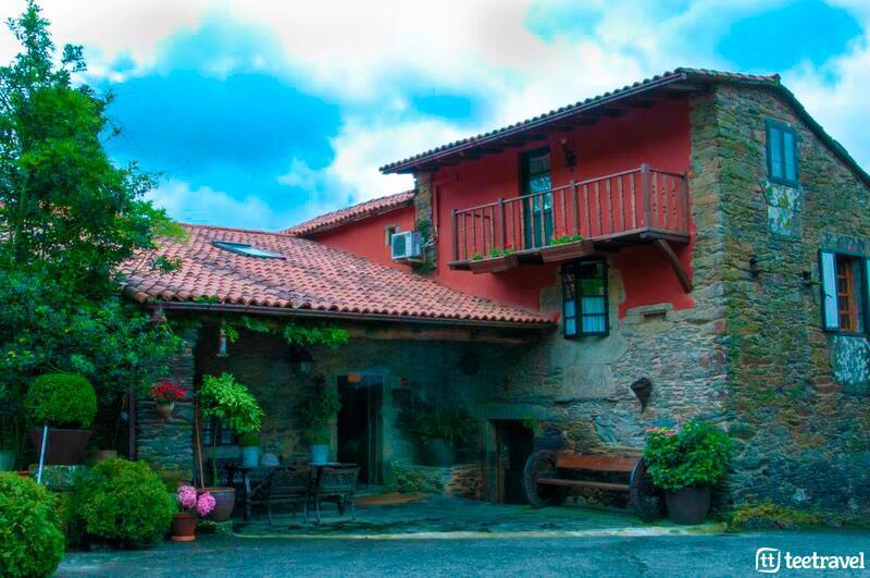 Arzúa - Casa Brandariz