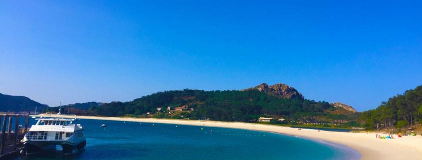 Rías Baixas - Islas Cíes - Playa de Rodas