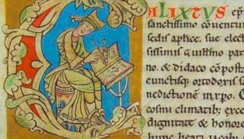 Códice Calixtino o Codex Calixtinus - Archivo Catedral de Santiago
