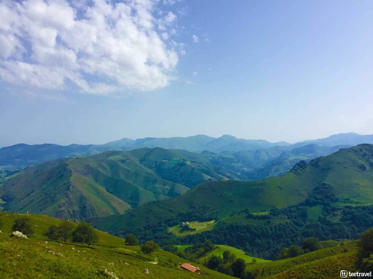 Camino Francés - Etapa Saint Jean Pied de Port-Roncesvalles - Pirineos