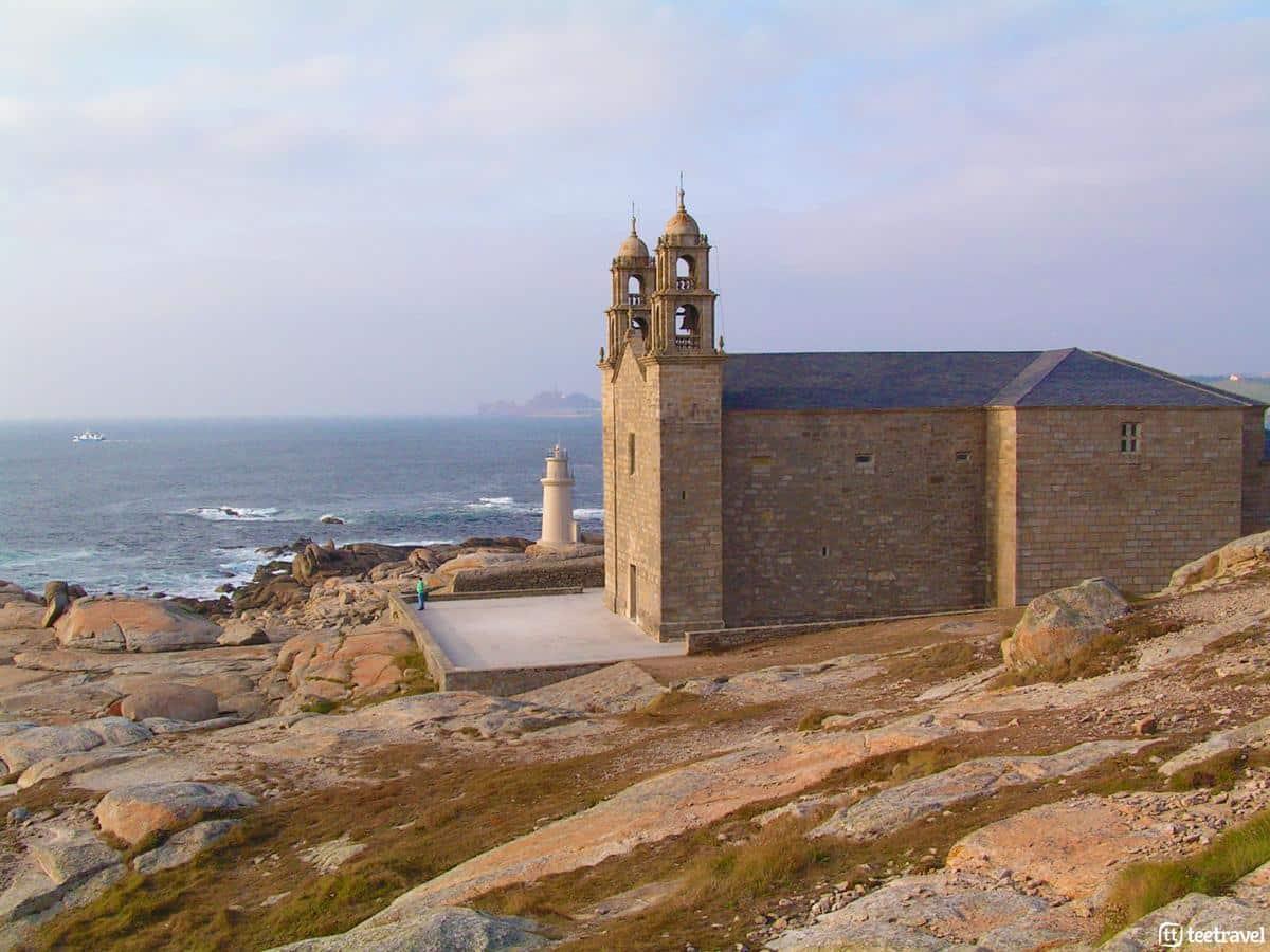 Santuario de Nuestra Señora de la Barca - Muxía - Costa da Morte