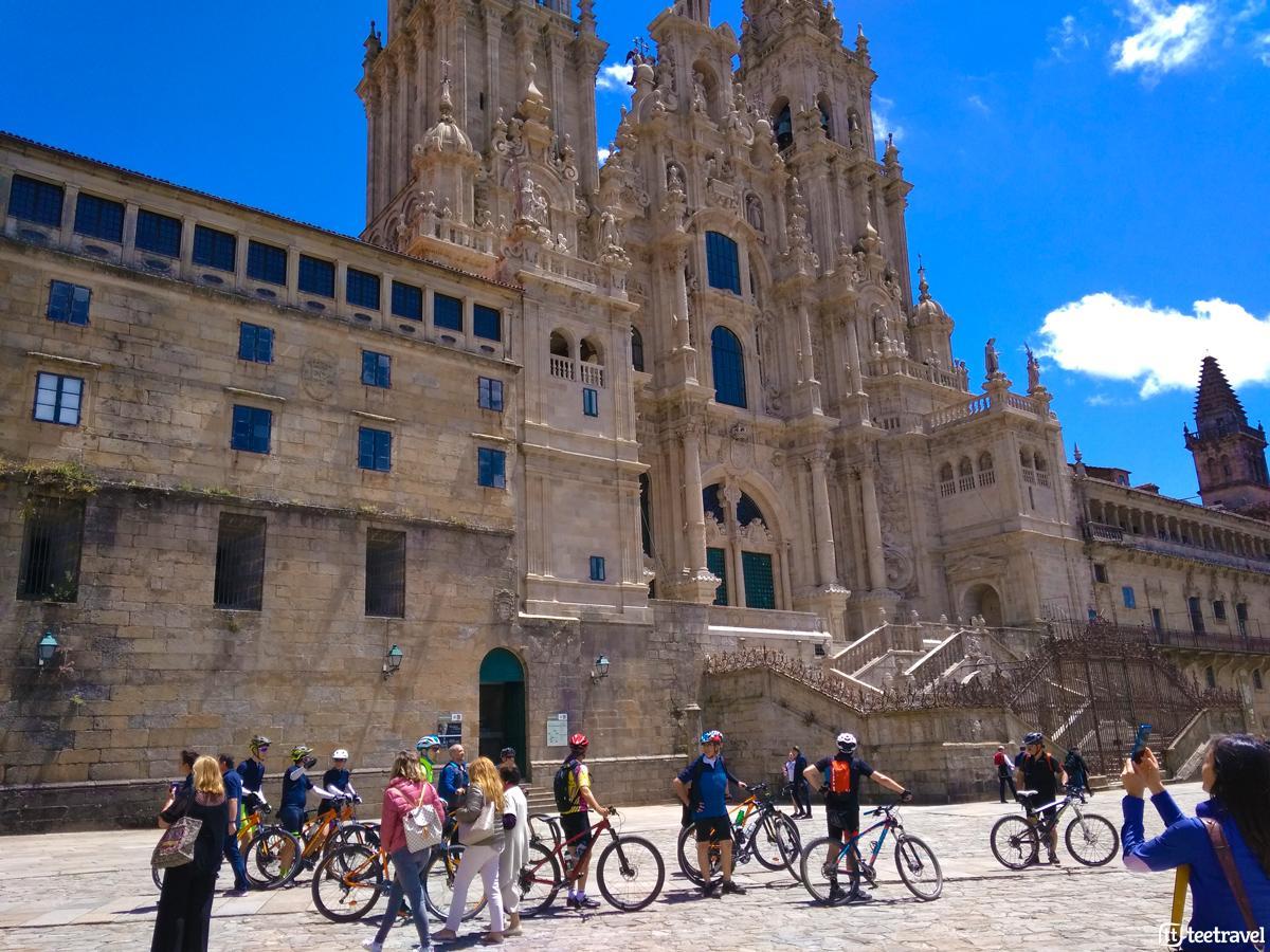Catedral de Santiago de Compostela - Plaza del Obradoiro