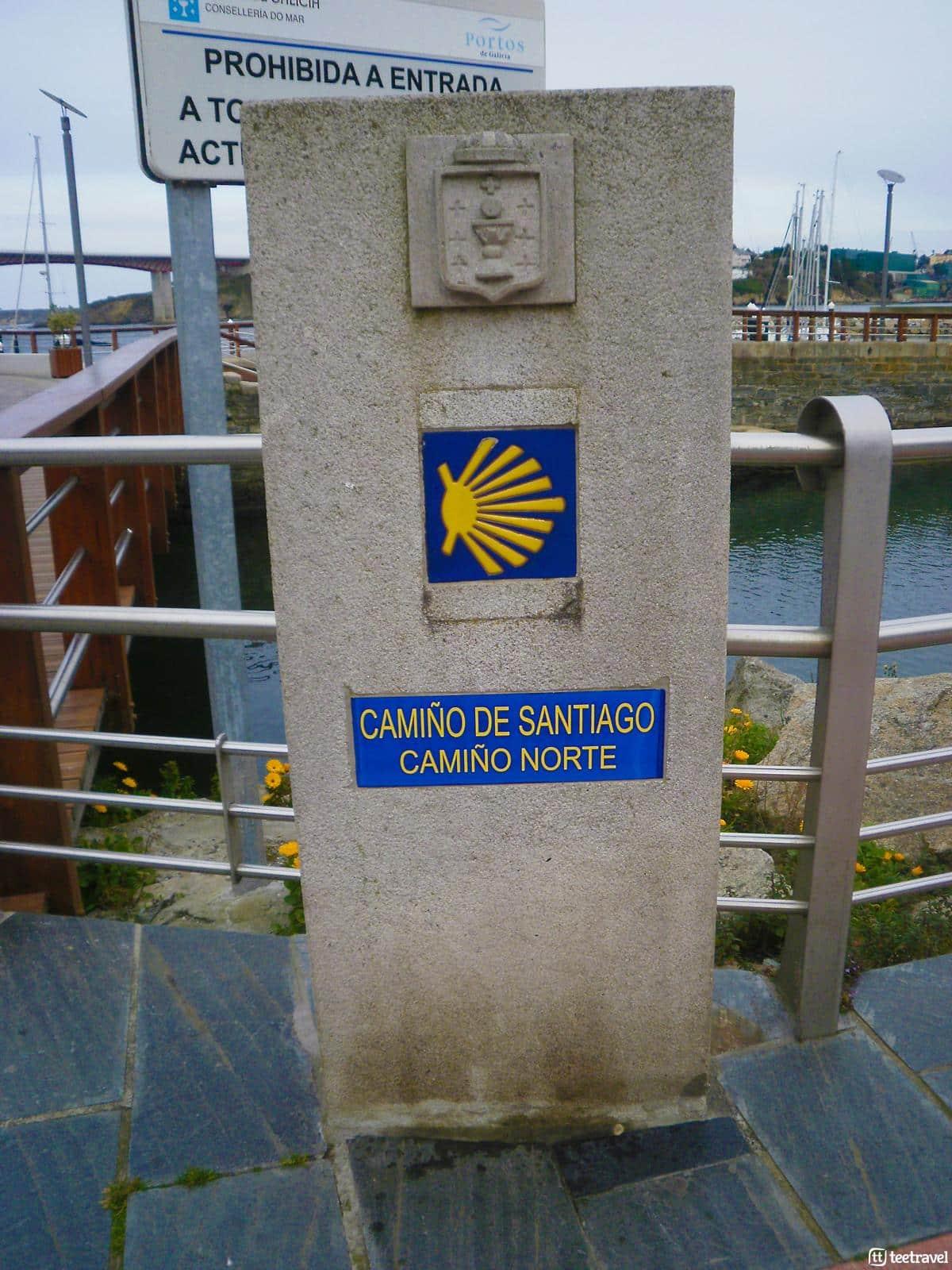 Camino del Norte - Ribadeo