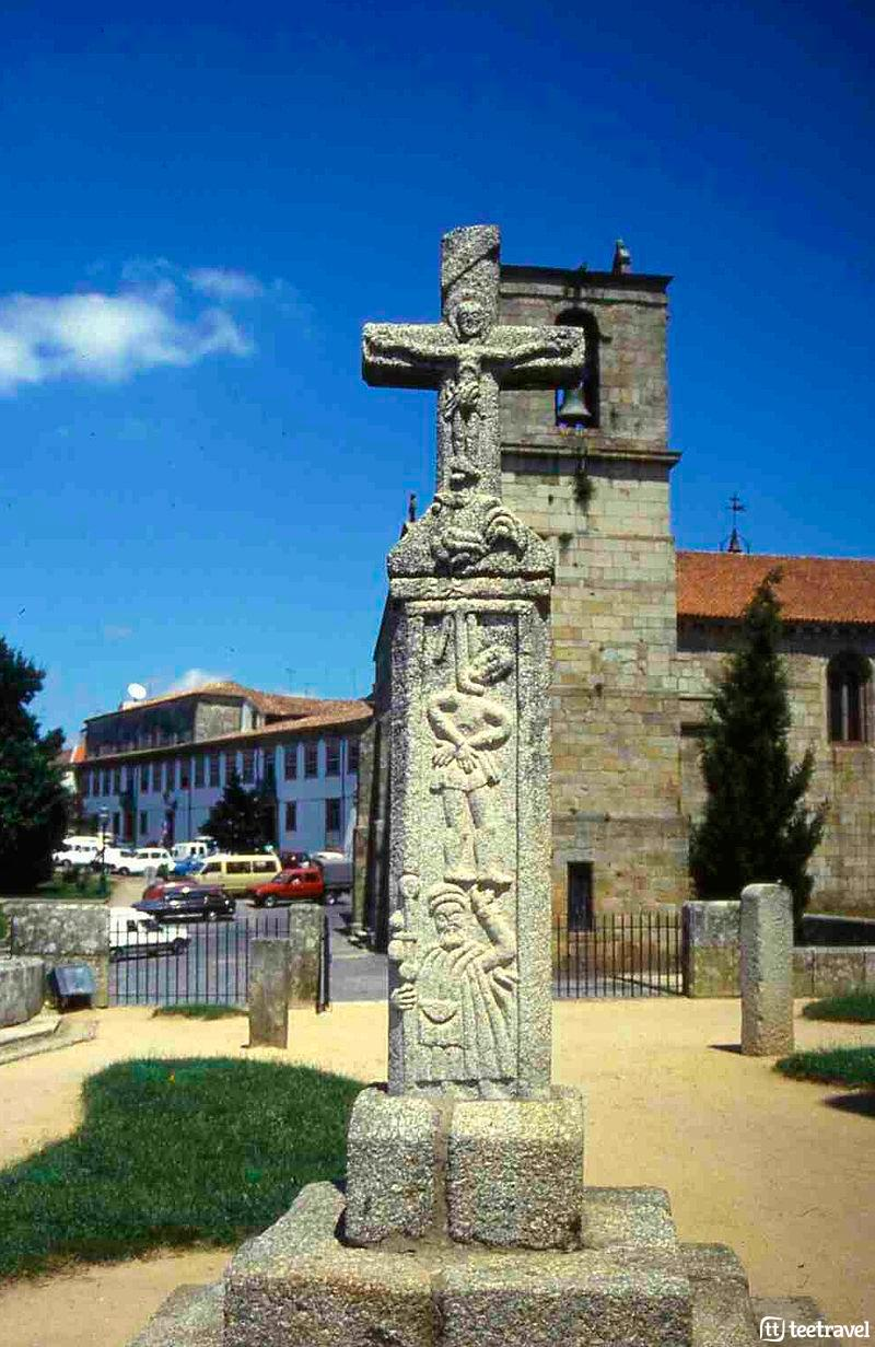 Crucero del Señor del Gallo - Barcelos - Camino Portugués