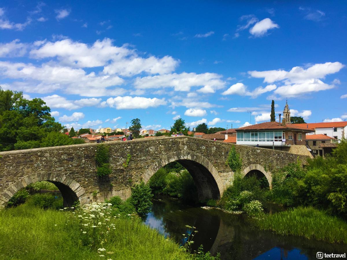 Melide - Puente de Furelos - Camino Francés