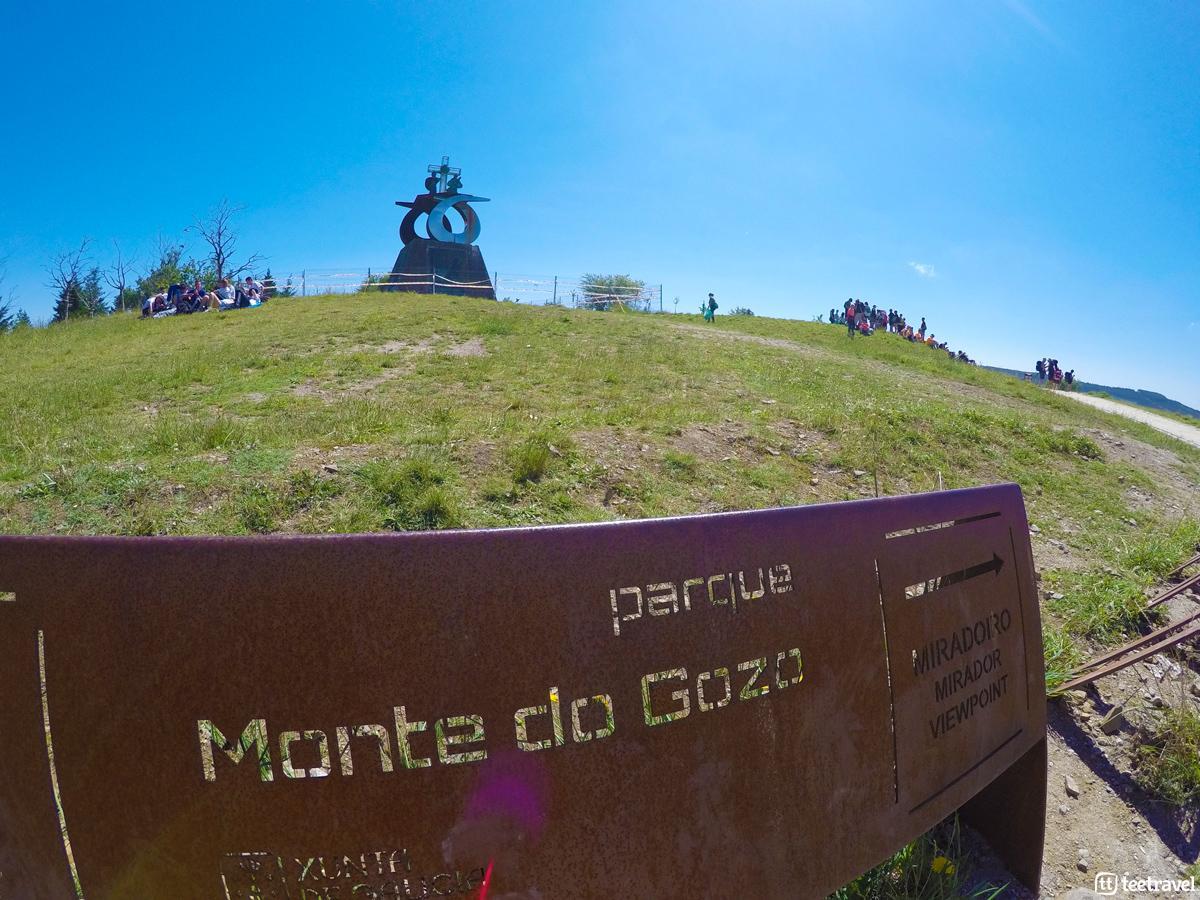 Monte do Gozo - Santiago de Compostela