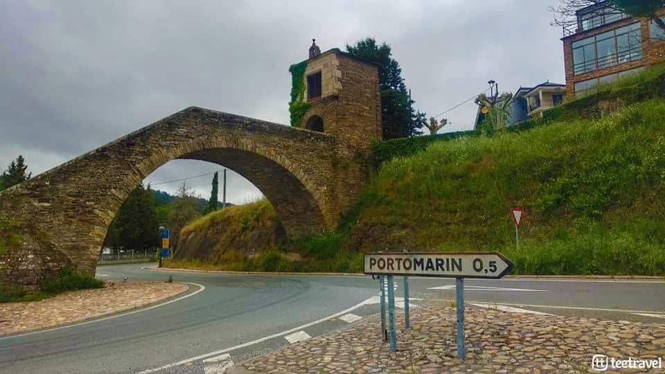 Portomarín - Camino de Santiago Francés