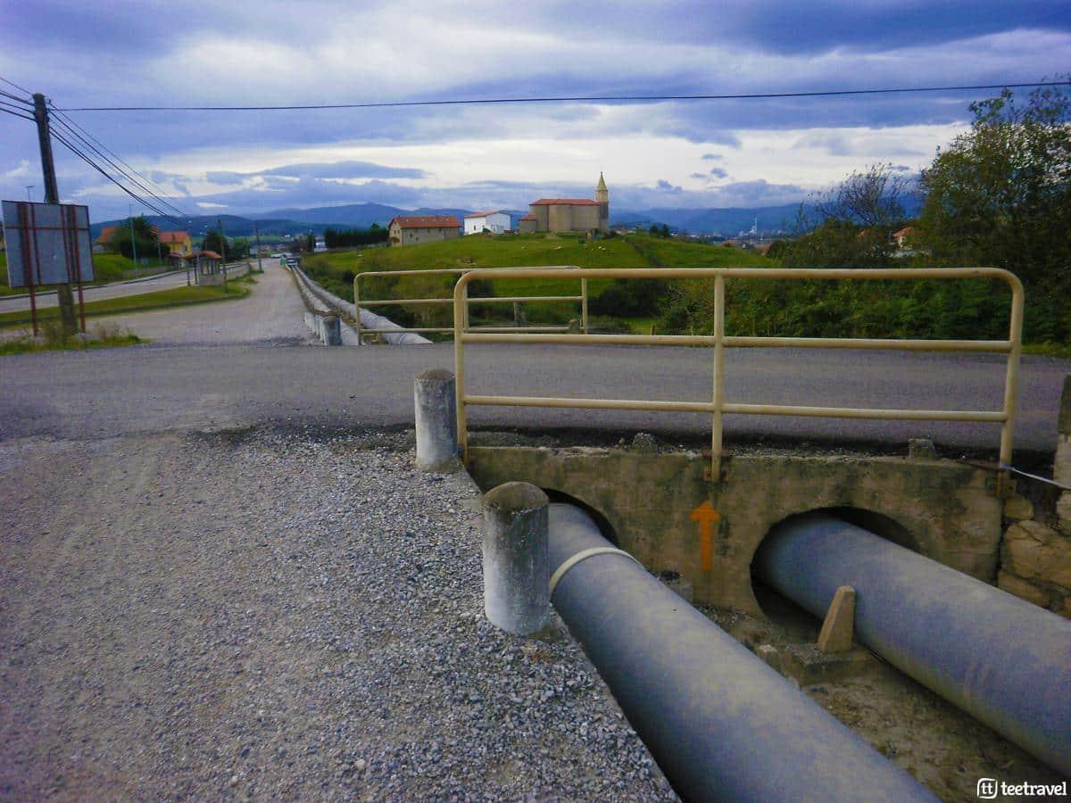 Camino del Norte - Etapa Santander-Santillana del Mar