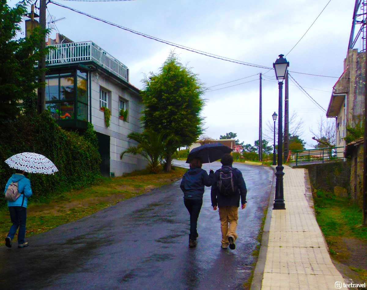 Vía de la Plata - Etapa Ourense-San Cristovo de Cea