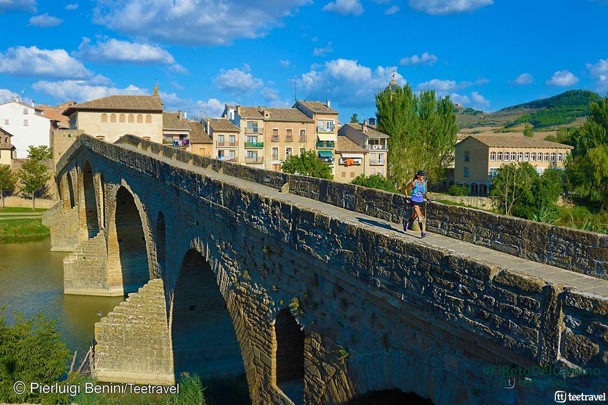 Camino de Santiago Francés - Puente la Reina