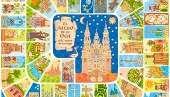 El Juego de la Oca: una guía del Camino de Santiago de Compostela