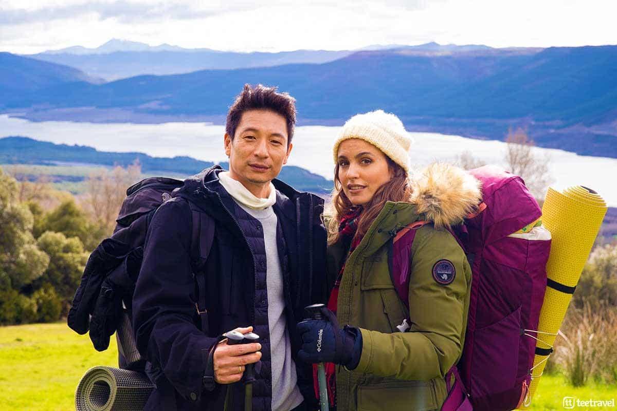 3 Caminos - Alberto Jo Lee (Yoon Soo) - Verónica Echegui (Raquel)