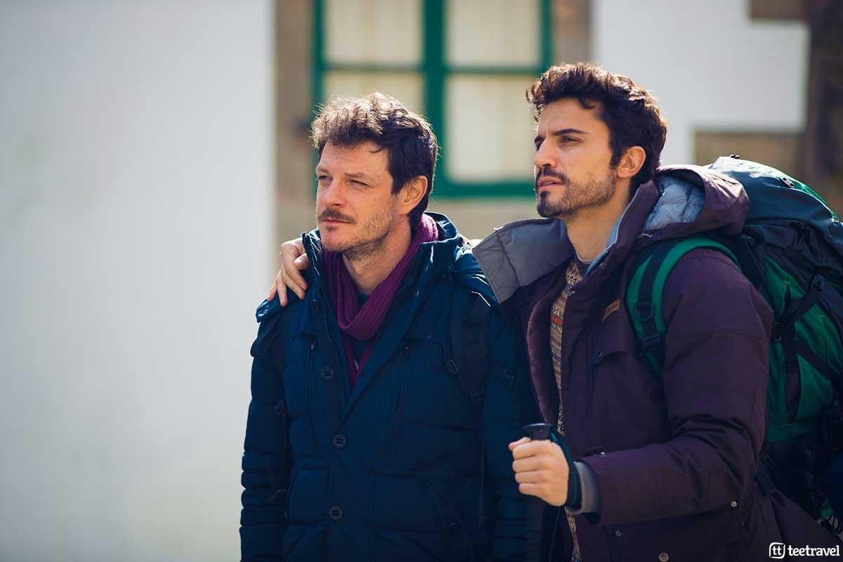 3 Caminos - Andrea Bosca (Luca) - Alex González (Roberto)