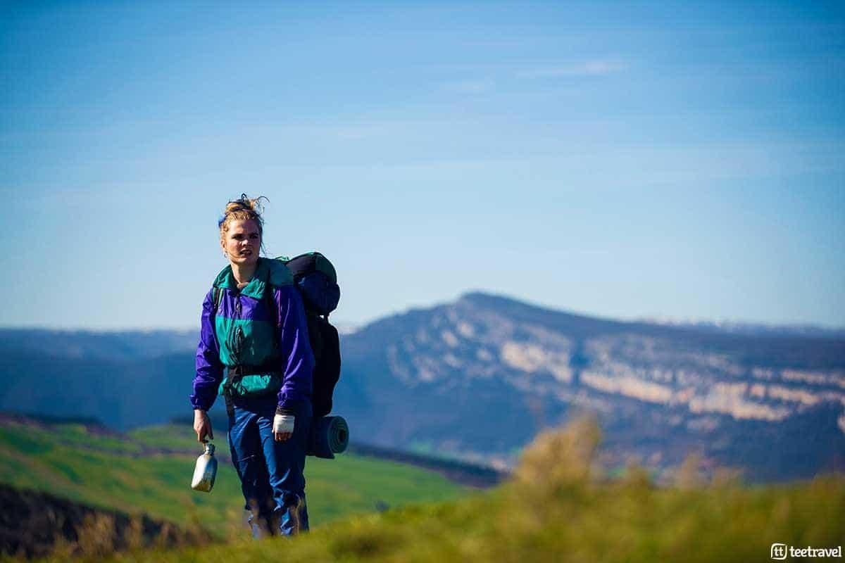 3 Caminos - Anna Schimrigk (Jana/Leni)