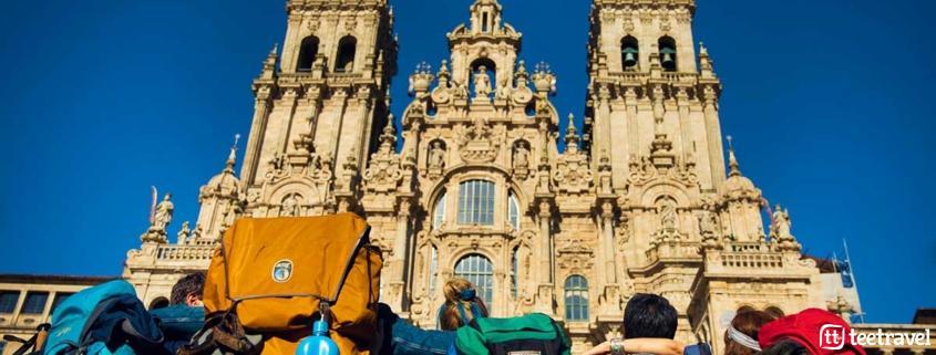 3 Caminos - Catedral de Santiago de Compostela