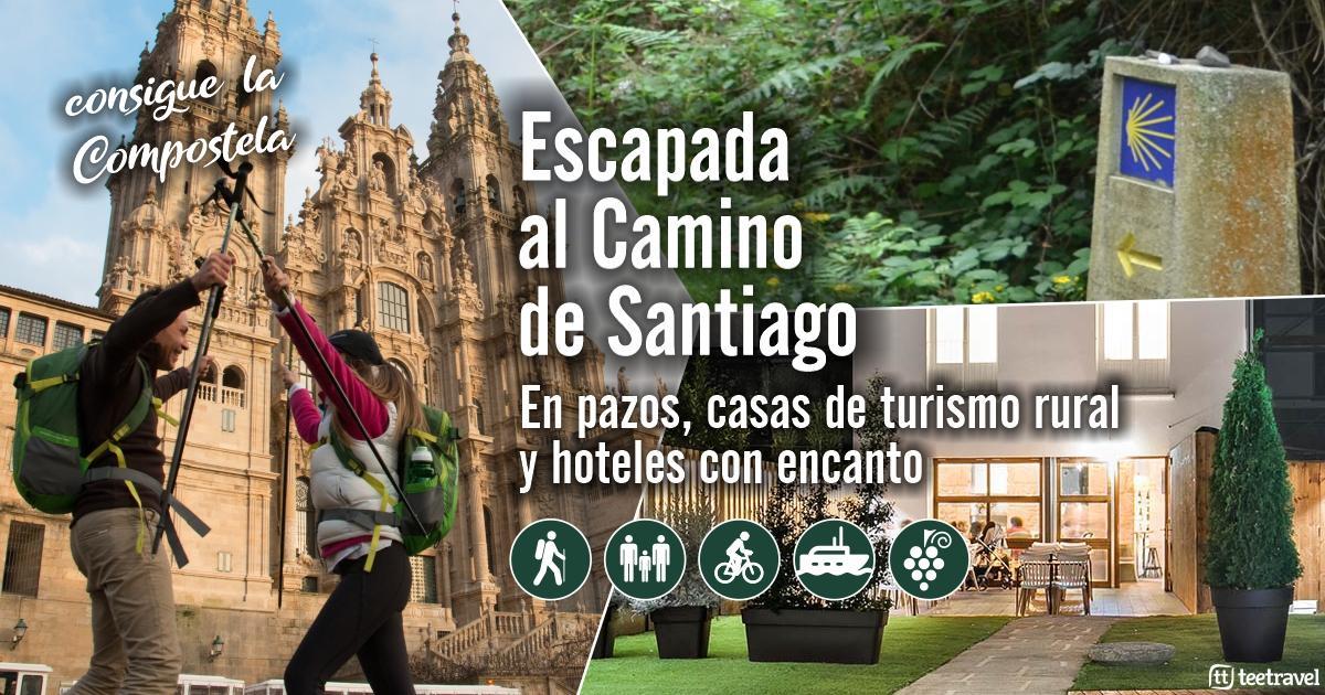 Camino de Santiago de Compostela - Consigue la Compostela