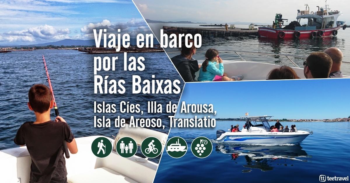 Viajes en Barco por las Rías Baixas