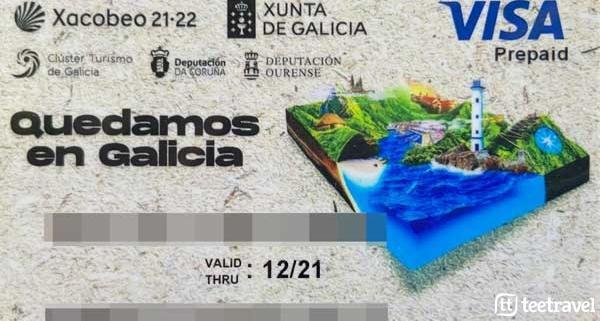 Cómo gastar tu Tarjeta Turística Quedamos en Galicia