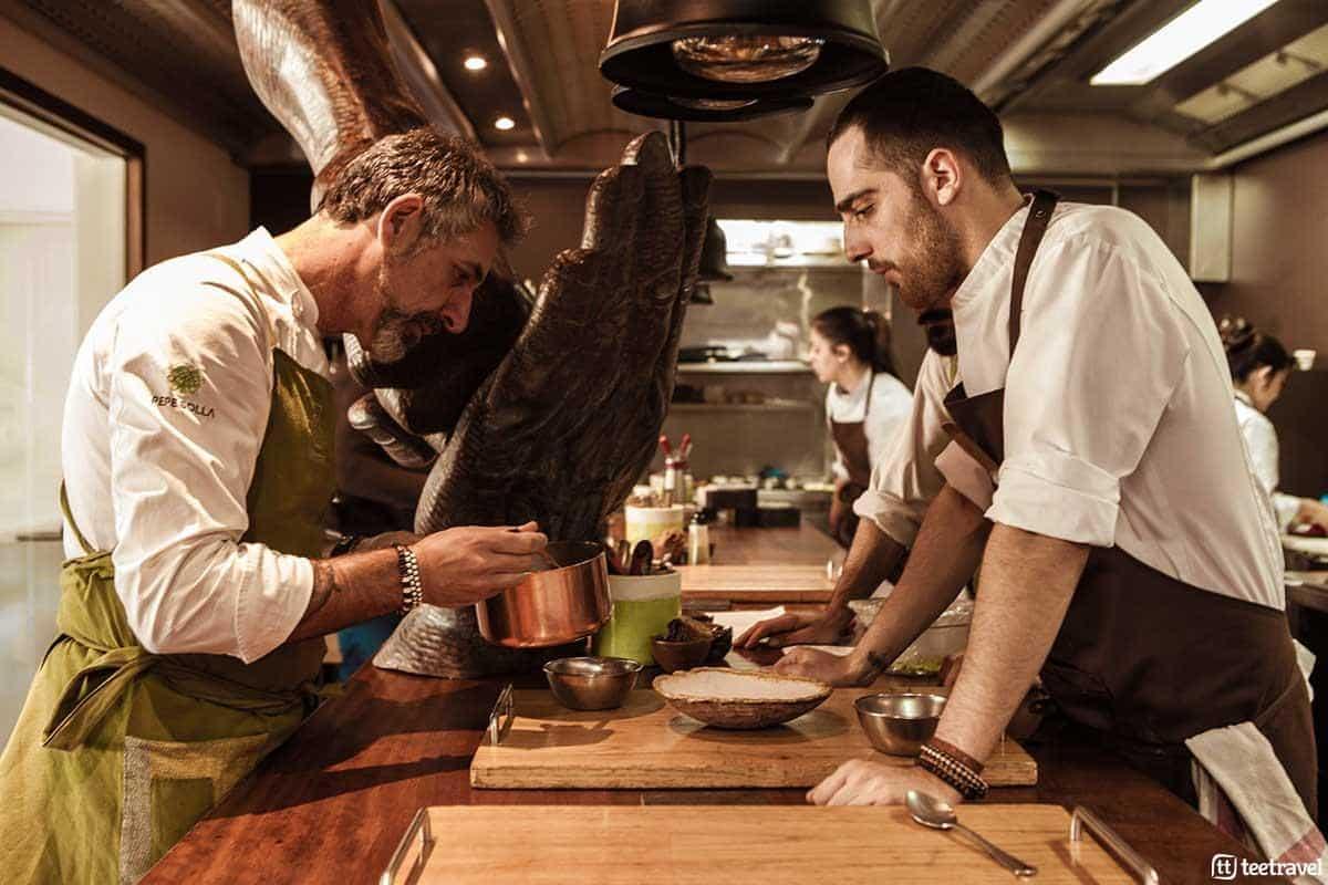Casa Solla - Restaurante con Estrella Michelin