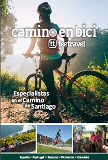 Catálogo Camino en Bici 2020 - Especialistas en el Camino de Santiago