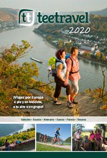 Catálogo Viajes por Europa 2020 - Especialistas en rutas de senderismo y cicloturismo