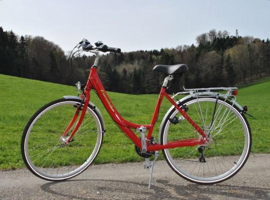 Bicicleta para Señoras
