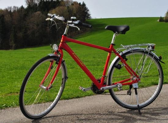 Bicicleta para Señores