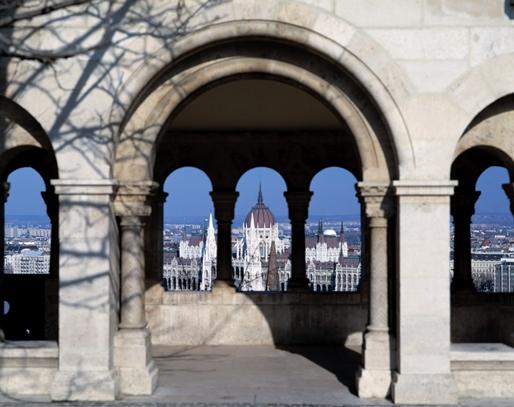 Casco Histórico de Budapest