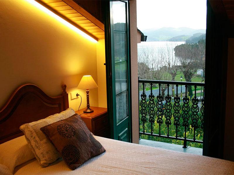 galicia ribadeo hotel