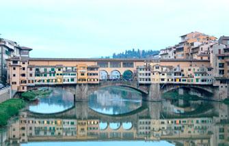 Pedaleando en la Toscana: Pisa, Lucca y Florencia