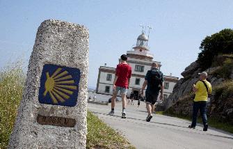 Etapas del Camino de Santiago a Fisterra: Fin del Mundo