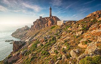 Galicia: Camino dos Faros - A Pie por la Costa da Morte