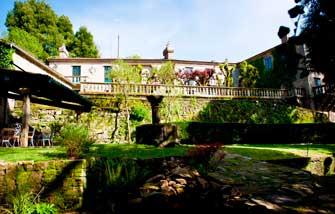 Visita Guiada al Pazo de Faramello en el Camino Portugués
