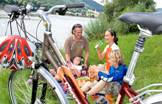 Ruta del Danubio en bici: Passau-Viena -  Especial Familias
